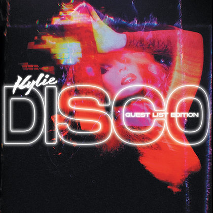"Kylie ""Disco: Guest List Edition"""
