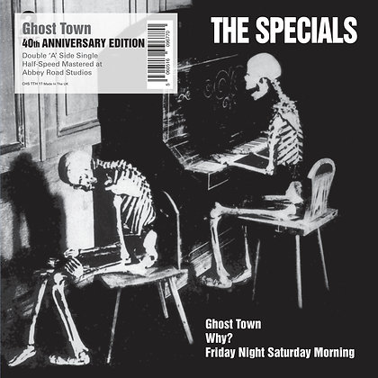 """The Specials """"Ghost Town"""" 40th Anniversary Master"""