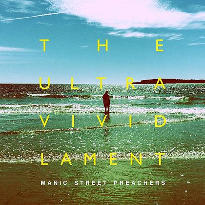 "Manic Street Preachers ""The Ultra Vivid Lament"""