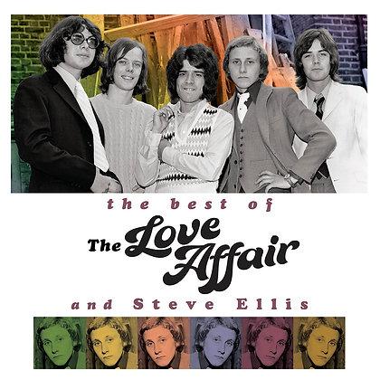 """Love Affair & Steve Ellis """"Best Of"""""""