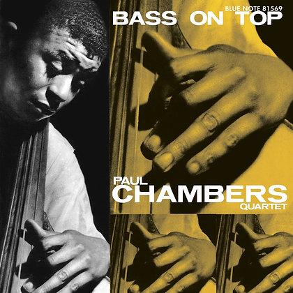 """Paul Chambers """"Bass On Top"""""""