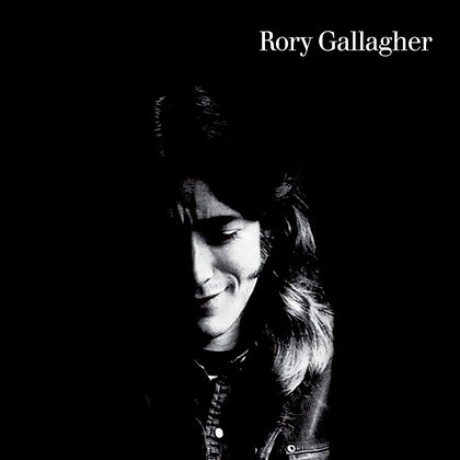 """Rory Gallagher """"S/T - 50th Anniversary"""""""