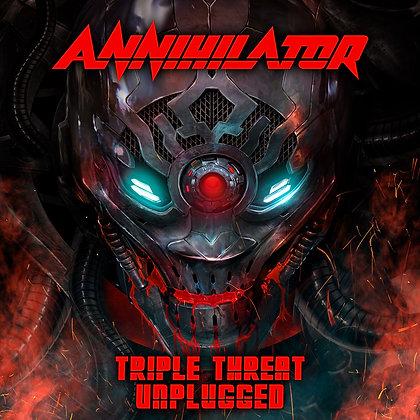Annihilator- Triple Threat Unplugged