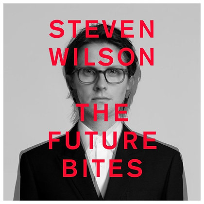 "Steven Wilson ""The Future Bites"""