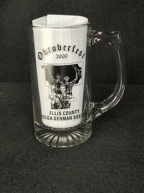 2000 Commemorative Beer Mug