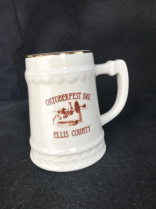 1982 Commemorative Beer Mug