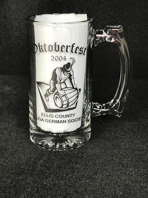 2004 Commemorative Beer Mug