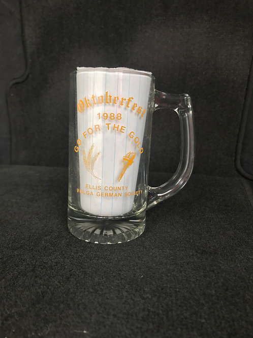 1988 Commemorative Beer Mug