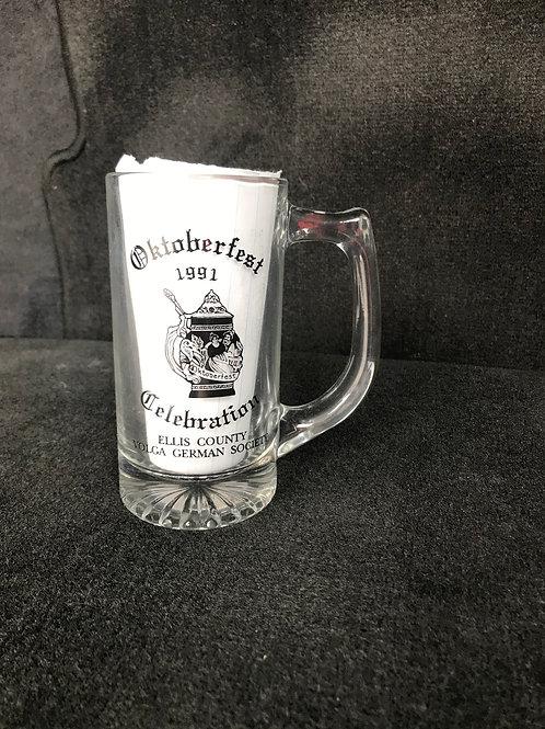 1991 Commemorative Beer Mug