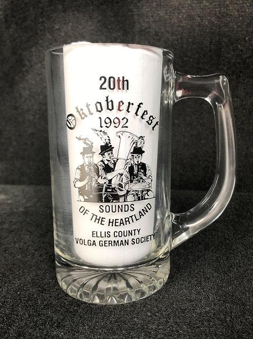 1992 Commemorative Beer Mug