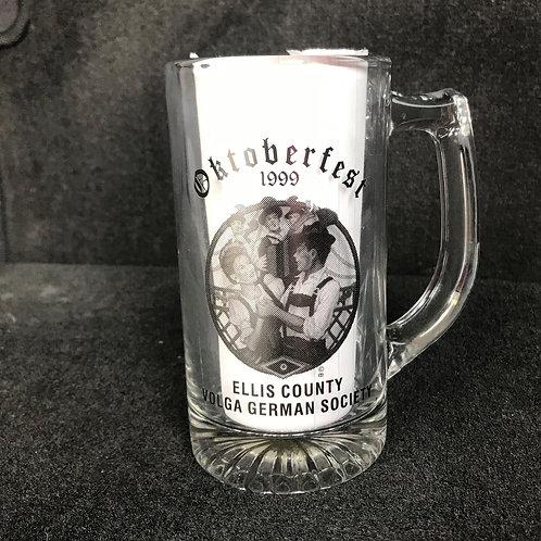 1999 Commemorative Beer Mug