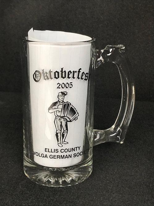 2005 Commemorative Beer Mug