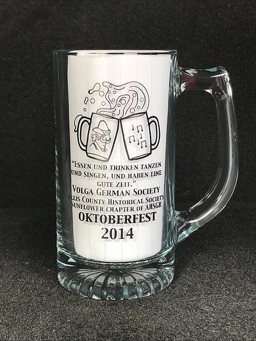 2014 Commemorative Beer Mug