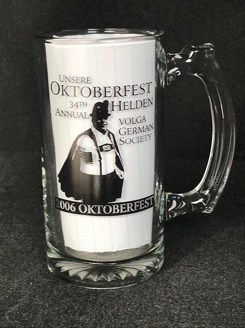 2006 Commemorative Beer Mug