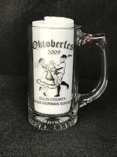 2009 Commemorative Beer Mug