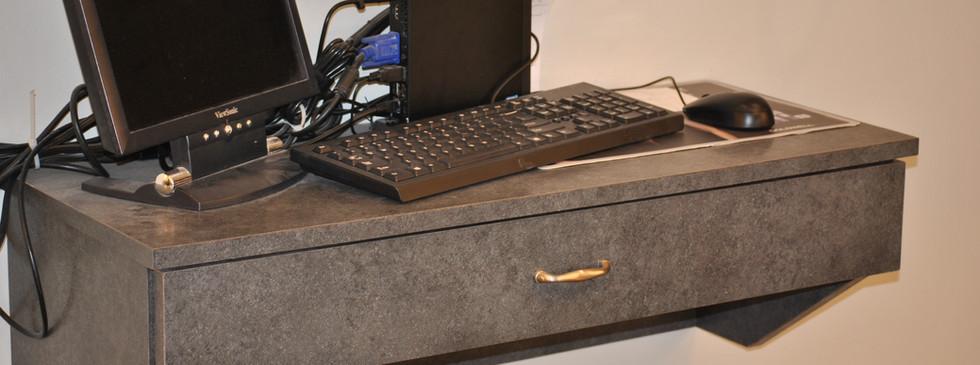 CHD - Shelf with Drawer