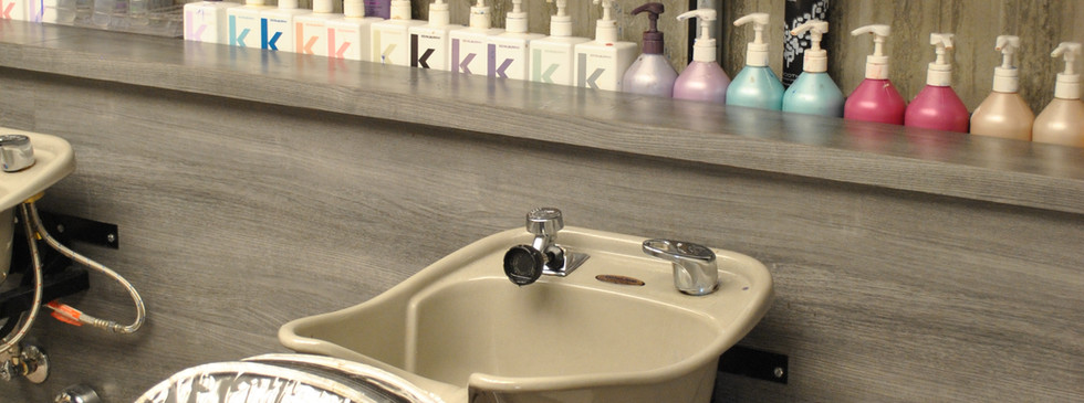 CHD - Shampoo Station