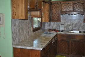 Custom Counter-Tops