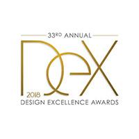 Design Excellence 2018 Winner