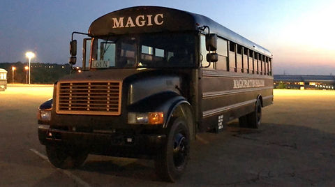 Black Magic - Party Bus KC - Magic Party Bus