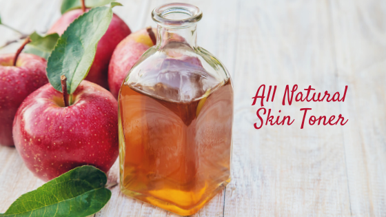 All-Natural Skin Toner - Only Two Ingredients!