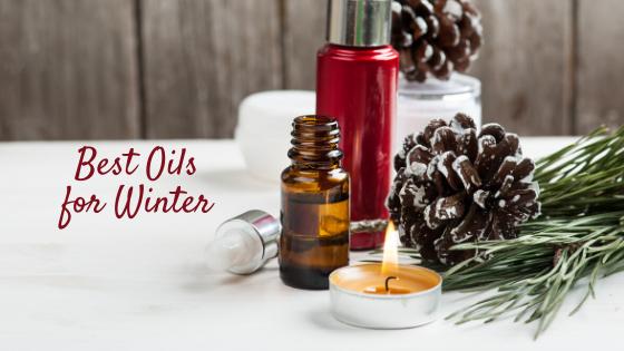Oils for winter skincare