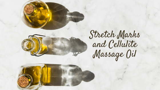 Homemade Oil for Stretch Marks and Cellulite [VIDEO]