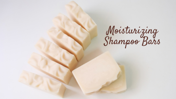 DIY Shampoo Bars No Lye