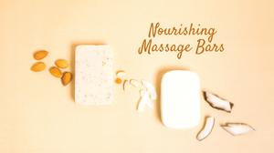 DIY Nourishing Massage Bars