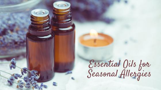 Best Essential Oils for Seasonal Allergies