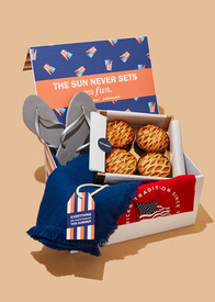 Packaging & Print Design - Old Navy Influencer Box