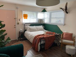 Interior Design - Tiny Apartment