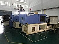 JSW injection molding machine タイ成形と新型成形会社