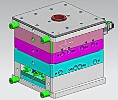 プラスチック射出成形用金型の設計、製造を低コストでご提供いたします。Thailand mold design support タイで金型設計会社