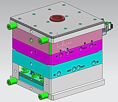 plastic mold design service in Thailand, mold design in Thailand タイでプラスチック金型設計
