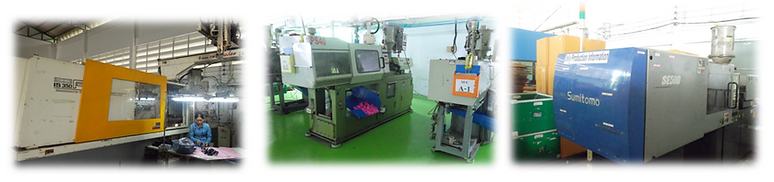 20T 50T 100T 250T 350T 650T injection molding machine in Rayong