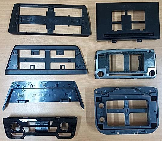 plastic part painting masking jigs, masking jigs, spray paint jig, plastic jigs, base jig, jig and fixtures