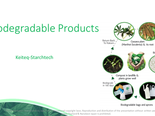 Biodegradable and compostable plastics challenges and opportunities!