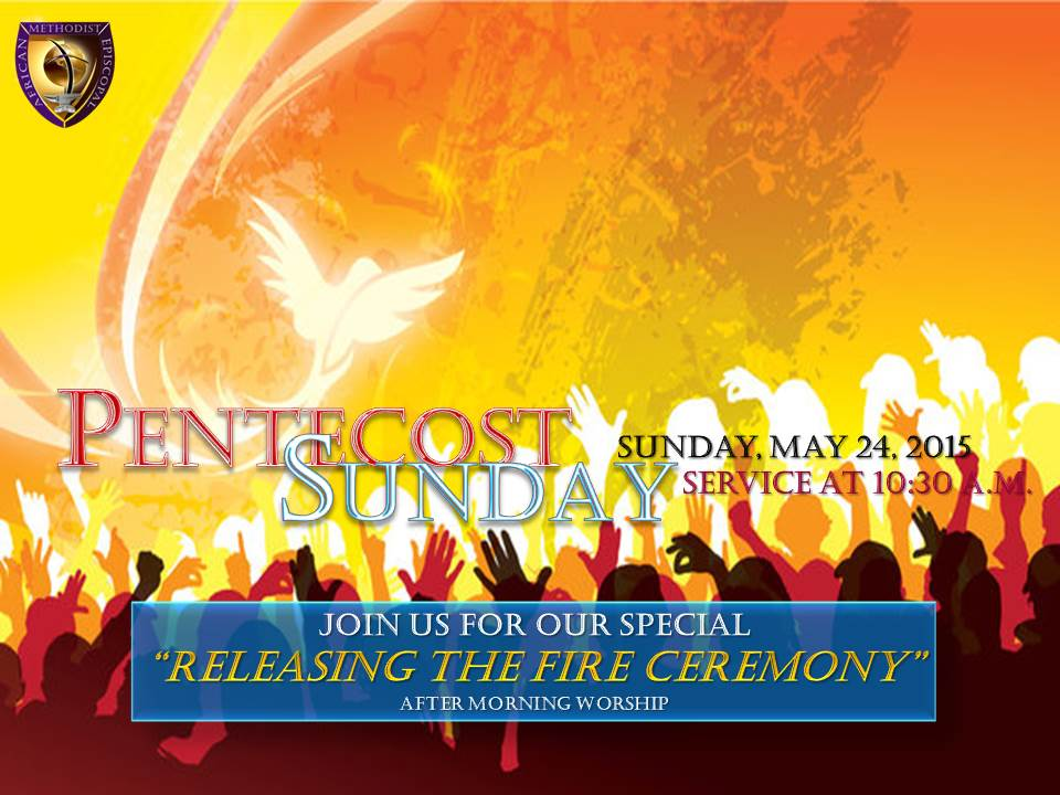 Pentecost Web Banner