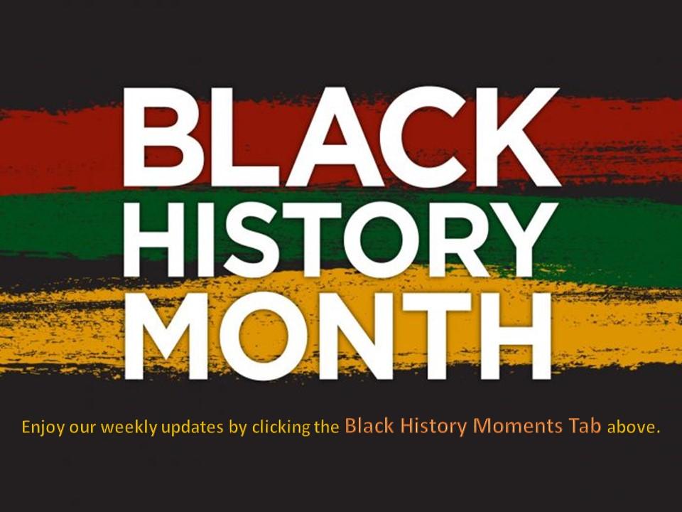 Black History Moment