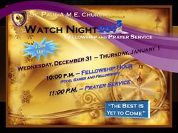 Watch Night 2014