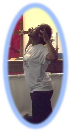 I lift my head in praise!