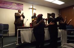 Anniversary Evening Worship