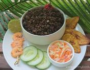 Afro Cuisines --- L'or noir et rare d'Haïti : Le riz Djon Djon