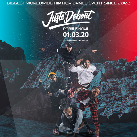 Juste Debout 2020 à l'AccorHotels Arena: La final.