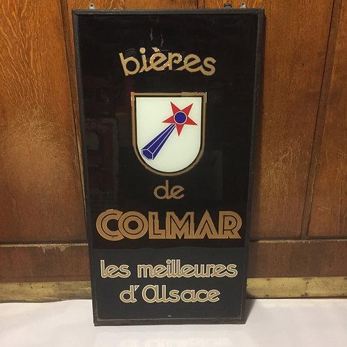 Miroir BIÈRES DE COLMAR