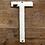 Thumbnail: Lettre émaillée T