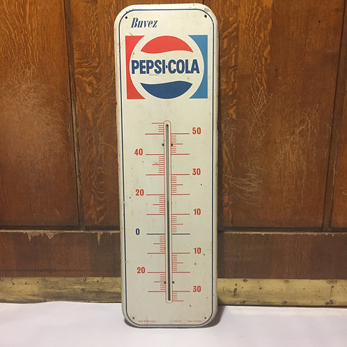 Thermomètre PEPSI