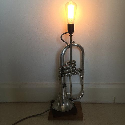 Lampe trompette