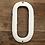 Thumbnail: Lettre émaillée O